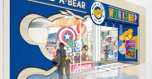 State Series Quarters Collector Map by Build A Bear Isn U0027t Just A Store Anymore