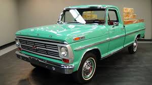 Old Ford Truck Grills - 1968 ford f100 ranger 360 v8 fresh restoration very nice youtube