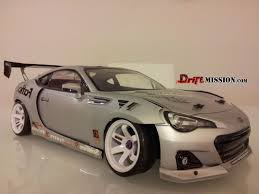 drift subaru brz july 2013 rc drift body of the month contest driftmission your