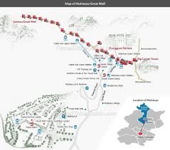 Route 66 Map How Long To Drive by Mutianyu Great Wall Beijing Tours Facts Tips