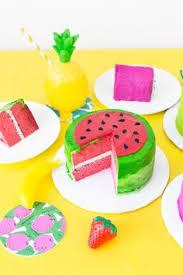 Watermelon Cake Decorating Ideas Watermelon Cake And Watermelon Cupcakes Watermelon Cakes Cake
