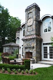 exterior breathtaking image of light brown stone masonry outdoor