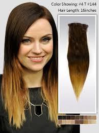 Hochsteckfrisurenen Clip Extensions by 17 Besten Ombre Hair Extensions Bilder Auf Frisuren