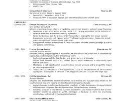 proper format of resume correct exle of resume format for cover letter ojt hrm proper