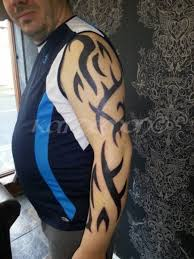 katdemon ink and piercing studio cardiff tribal and