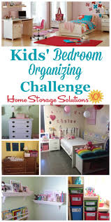 The Organized Home by Kids U0027 Bedroom Organizing Challenge Help Your Child Enjoy U0026 Use