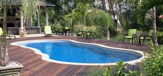 Backyard Leisure Pools by The Riviera Leisure Pools Canada