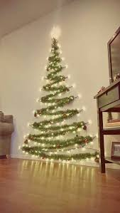 wall christmas tree interesting christmas tree alternatives for walls