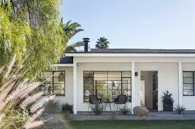 California Ranch House by California Ranch Style Remodel U2013 Leonard Unander Associates Inc