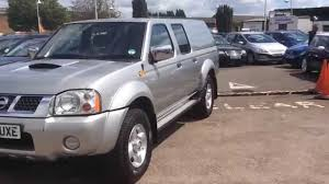 nissan d40 accessories uk 2004 nissan navara 2 5 di double cab at www gullwingcarsales co uk