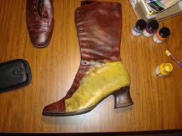 shoe recoloring tutorial
