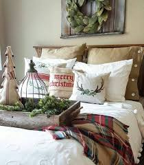 Decorate House Like Pottery Barn Best 25 Christmas Bedroom Decorations Ideas On Pinterest