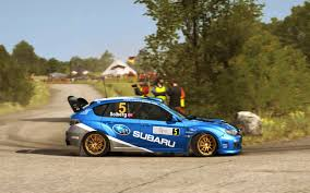 Petter Solberg 2008 Subaru Impreza Wrc Rally Car Racedepartment