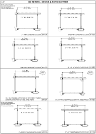 Free Standing Patio Plans How To Build A Freestanding Patio Cover Out Of Wood Home Outdoor