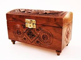 wood box jewellry box wood carving design artmosfair