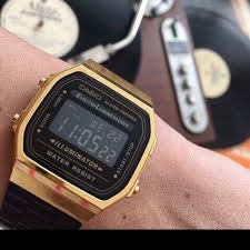 casio a168 casio vintage best seller black gold a168 s fashion watches