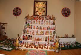 Decoration For Navratri At Home Navarathri Sundar Narayanan U0027s Travelog