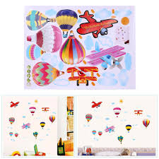popular kids airplane wall stickers buy cheap kids airplane wall kids airplane wall stickers