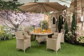 hartman ashford appleton 6 seater round set hayes garden world