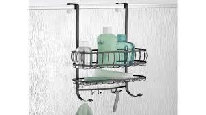 interdesign shower caddy stainless steel bathroom utensils