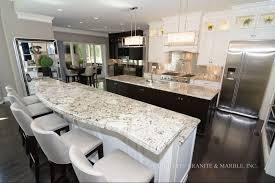 zurich white kitchen cabinets alaska white an white granite for modern kitchens