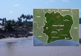 africa map ivory coast ivory coast map ivory coast our africa