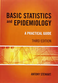 basic statistics and epidemiology a practical guide 3rd edition