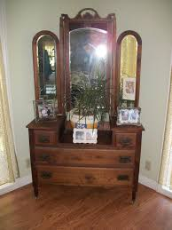 Tri Fold Bathroom Mirror by Furniture Antique Vanities With Mirror For Glamorous Interior Nu