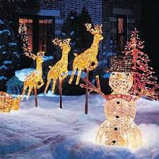 Discount Outdoor Christmas Yard Decorations by 17 Best Christmas Decor Deals Images On Pinterest Outdoor