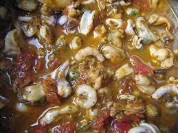 cuisiner cocktail de fruits de mer surgelé la cuisine d ici et d isca tagliatelles à l encre et aux fruits de mer