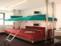 Loft Bunk Beds For Adults Modern Loft Bunk Beds Leandrocortese Info