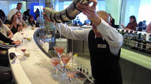 martini silhouette celebrity silhouette martini bar youtube