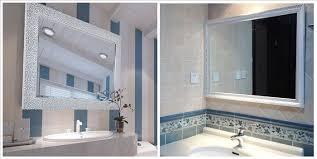 Mirrors Bathroom Vanity Framed Vanity Mirrors Framed Bathroom Vanity Mirrors Framed