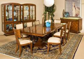 Michael Amini Dining Room Set Cloche Dining Table By Aico Aico Dining Room Furniture