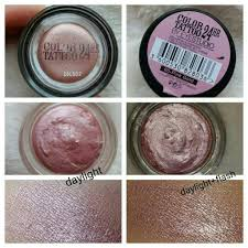 maybelline colour 24 hr 65 pink gold