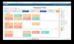 Plan Template Release Plan Template