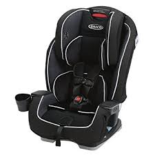 Most Comfortable Baby Car Seats Amazon Com Graco Milestone All In 1 Convertible Car Seat Gotham