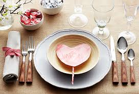 Valentines Day Table Decor Valentine U0027s Day Table Setting Ideas