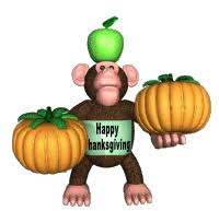 free happy thanksgiving animations 3d animated gifs