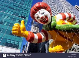 mcdonalds thanksgiving new york city ronald mcdonald clown at the asian american