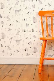 Amusing 90 Wallpaper Room Design Best 25 Animal Wallpaper Ideas On Pinterest Boys Nursery