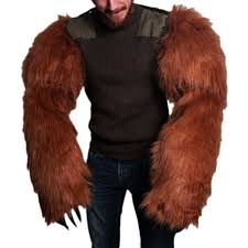 Bear Halloween Makeup by Right To Bear Arms Costume Sleeves Walmart Com