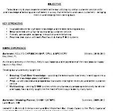 Bartender Resume Examples by Best Bartender Resumes Bartender Resume Samples Free Professional