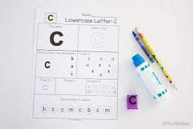 printable letter c crafts and activities fun with mama