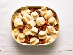sweet potatoes and marshmallows recipe food network
