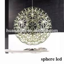 Sphere Ceiling Light Fashion Shape Hotel Led Pendant L Ceiling Light G4