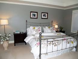 appealing basement master bedroom ideas with high headboard and