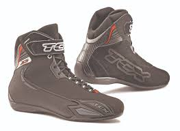 sport motorcycle shoes utv action magazine product tcx x square sport waterproof boots