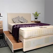 Emperor Size Bed King Size Deluxe Pocket Sprung 3000 Luxury Emerald Divan Bed U2013 J
