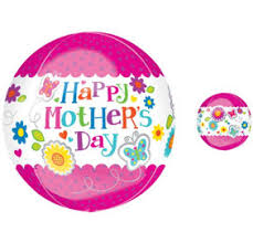 Mother S Day Decorations Mother U0027s Day Balloons Party City